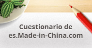 Cuestionario de es.Made-in-China.com