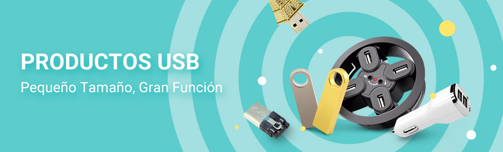 Productos USB
